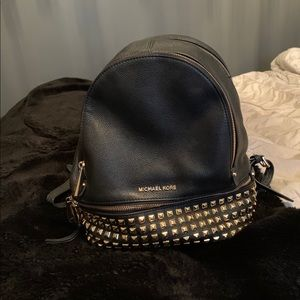 Authentic Micheal kors backpack